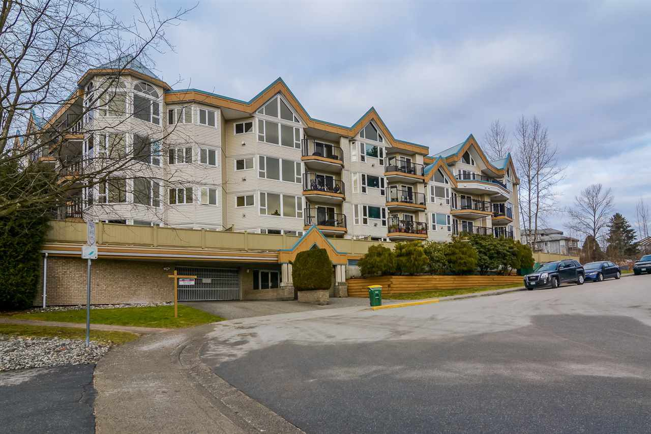 """Main Photo: 105 11595 FRASER Street in Maple Ridge: East Central Condo for sale in """"Brickwood Place"""" : MLS®# R2134500"""