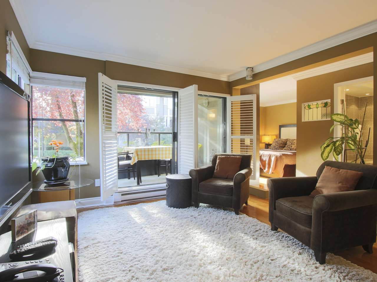 Main Photo: 3 1053 NICOLA STREET in : West End VW Condo for sale : MLS®# R2009954