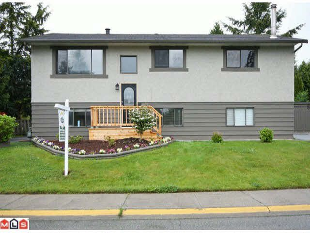 Main Photo: 20511 50A AVENUE in : Langley City House for sale : MLS®# F1015394