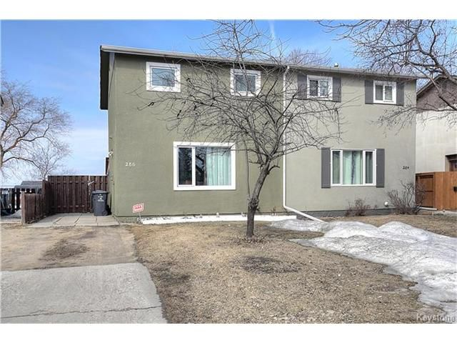 Main Photo: 286 Edelweiss Crescent in Winnipeg: Residential for sale (3F)  : MLS®# 1706983
