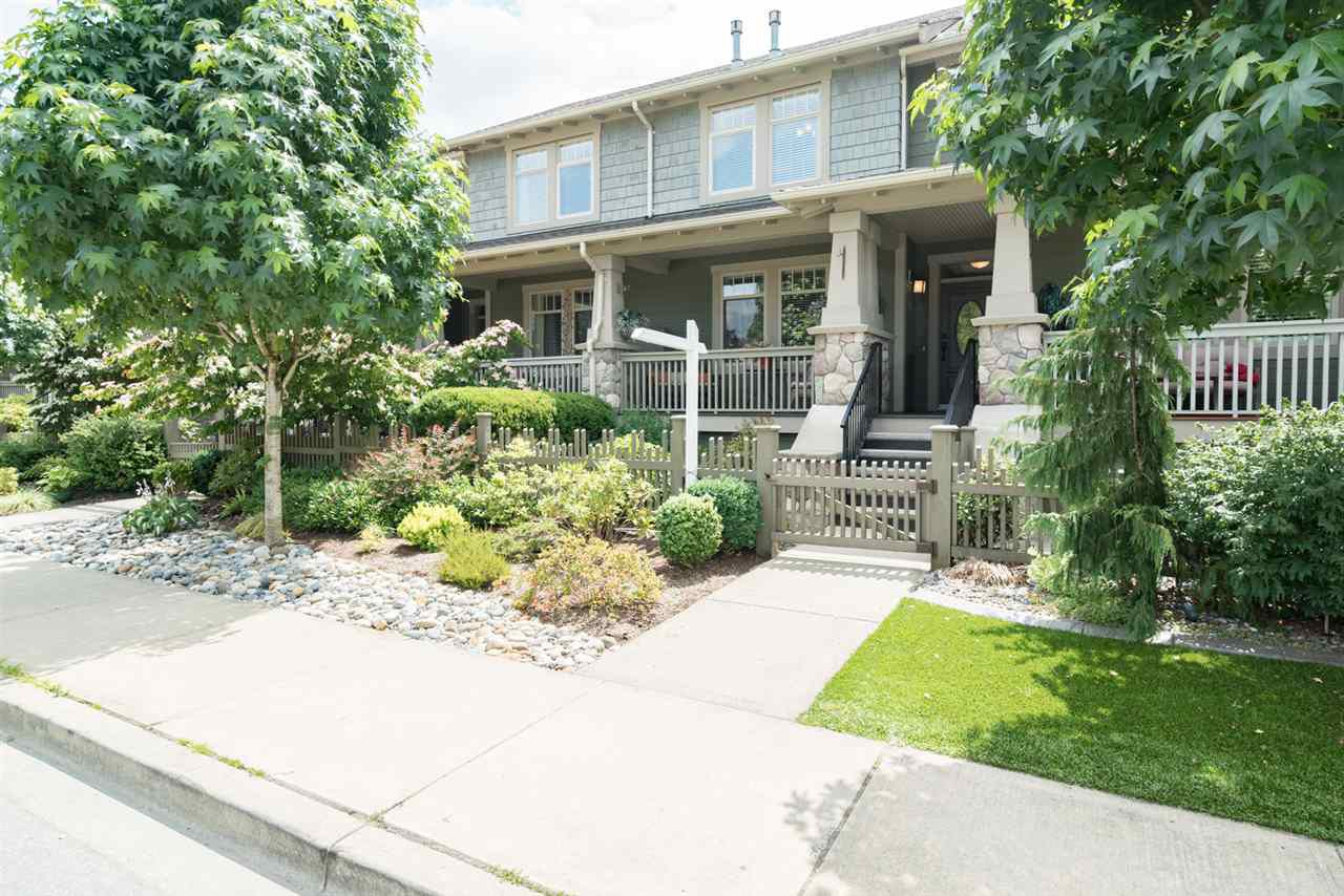 """Main Photo: 23142 BILLY BROWN Road in Langley: Fort Langley Condo for sale in """"TUGBOAT ROW at BEDFORD LANDING"""" : MLS®# R2183155"""