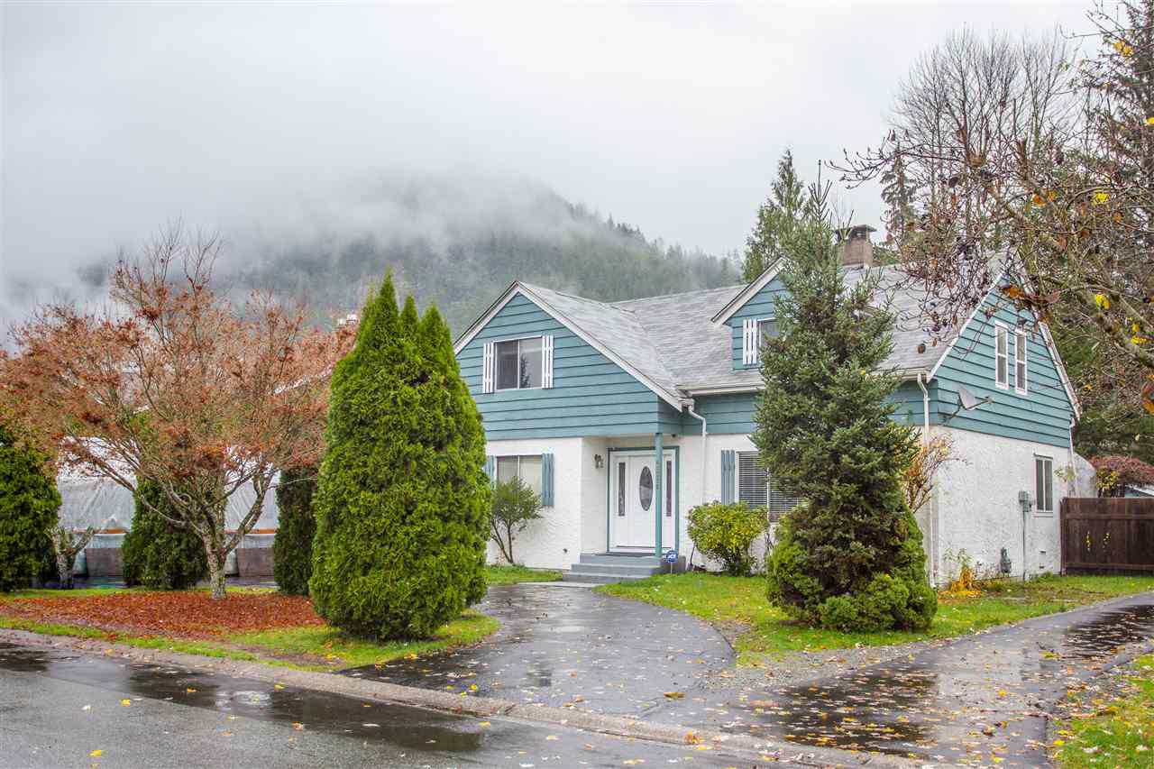 Main Photo: 41318 KINGSWOOD ROAD in Squamish: Brackendale House for sale : MLS®# R2122641