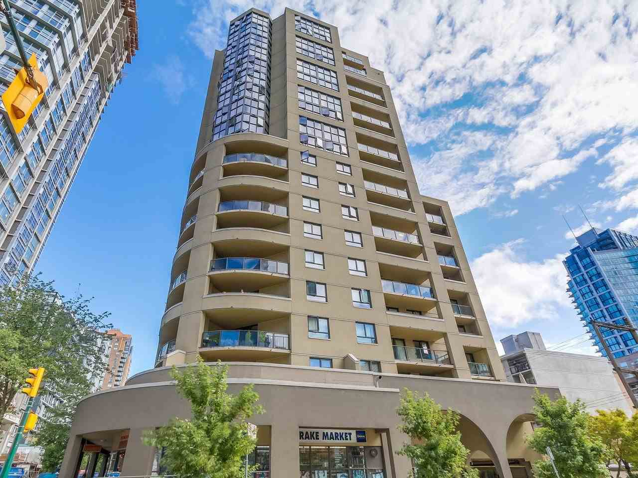 """Main Photo: 605 789 DRAKE Street in Vancouver: Downtown VW Condo for sale in """"Century Tower"""" (Vancouver West)  : MLS®# R2206186"""