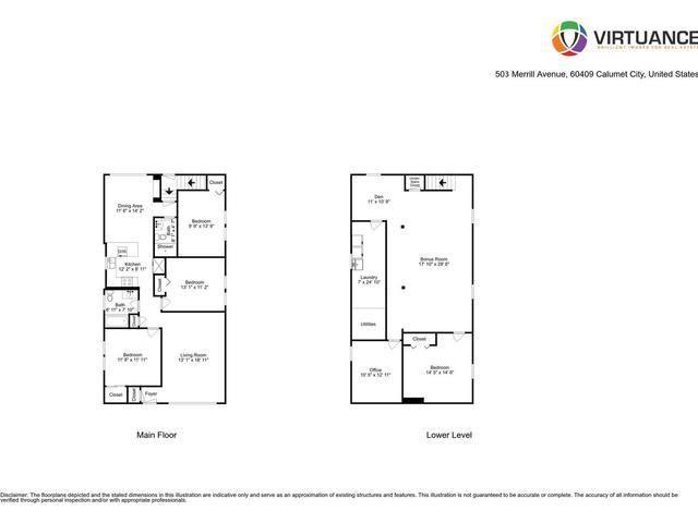 Photo 28: Photos: 503 MERRILL Avenue: Calumet City Single Family Home for sale ()  : MLS®# 09776405