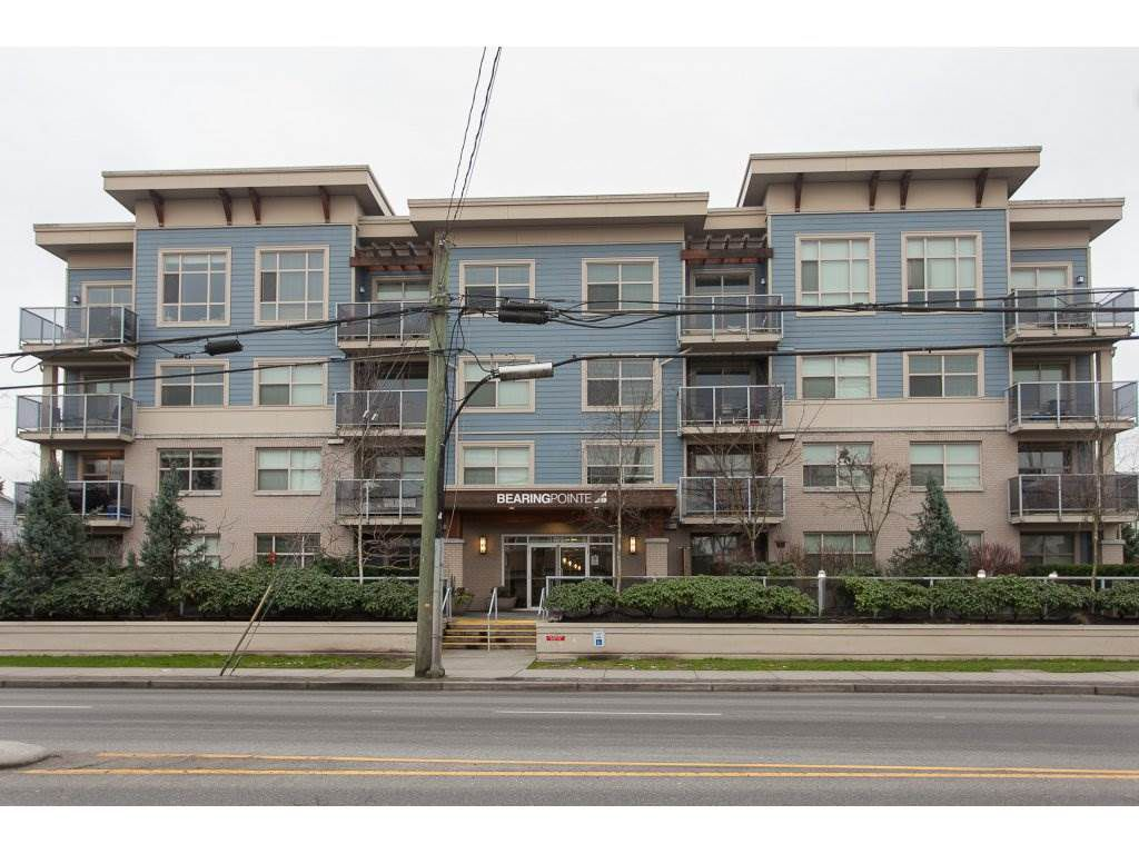 """Main Photo: 202 19936 56 Avenue in Langley: Langley City Condo for sale in """"BEARING POINTE"""" : MLS®# R2240895"""