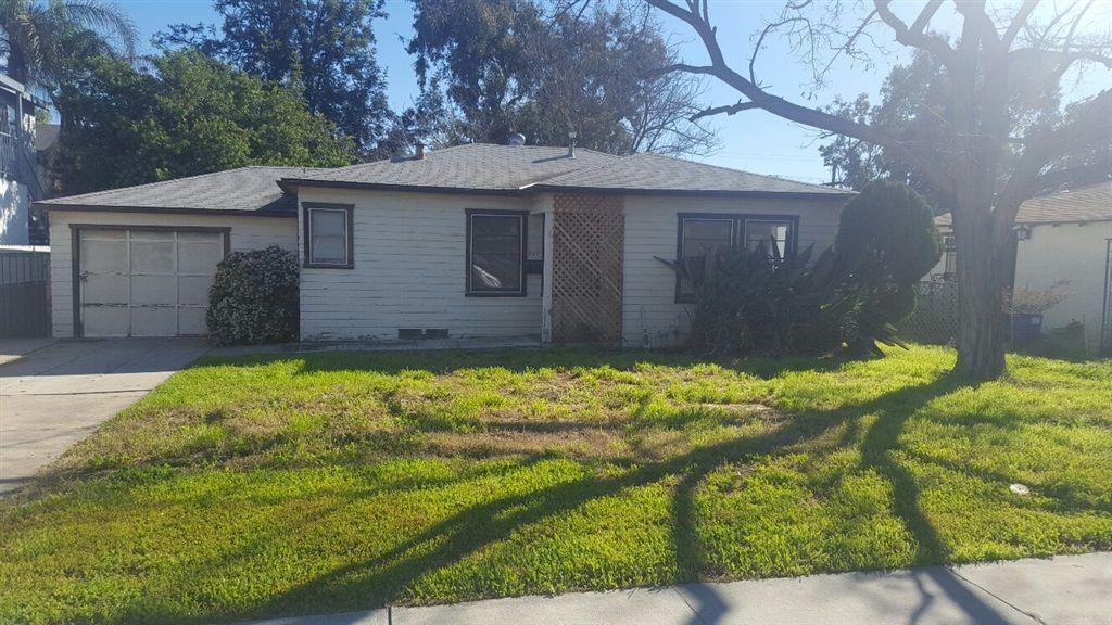 Main Photo: EL CAJON House for sale : 2 bedrooms : 227 Richardson Avenue