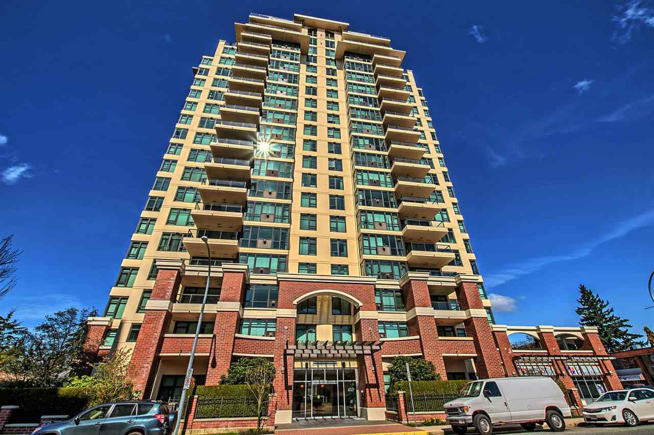 "Main Photo: 503 615 HAMILTON Street in New Westminster: Uptown NW Condo for sale in ""UPTOWN"" : MLS®# R2325805"