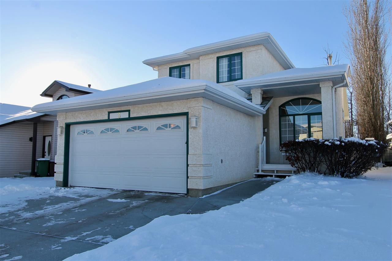 Main Photo: 3 Hansen Close Close: St. Albert House for sale : MLS®# E4137898