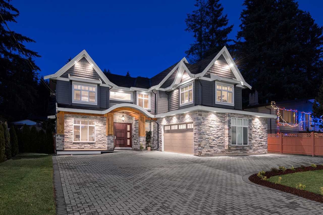 Main Photo: 2295 HAVERSLEY Avenue in Coquitlam: Central Coquitlam House for sale : MLS®# R2330234