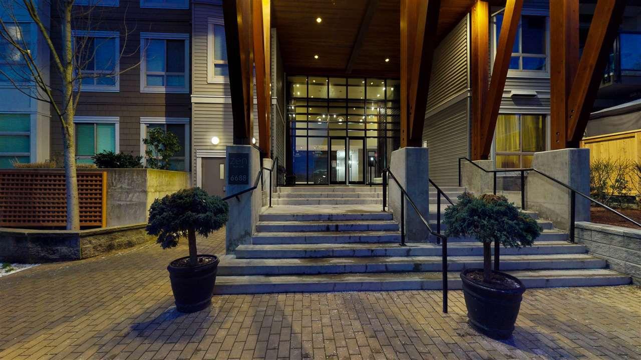 "Main Photo: 121 6688 120 Street in Surrey: West Newton Condo for sale in ""ZEN at SALUS"" : MLS®# R2338675"