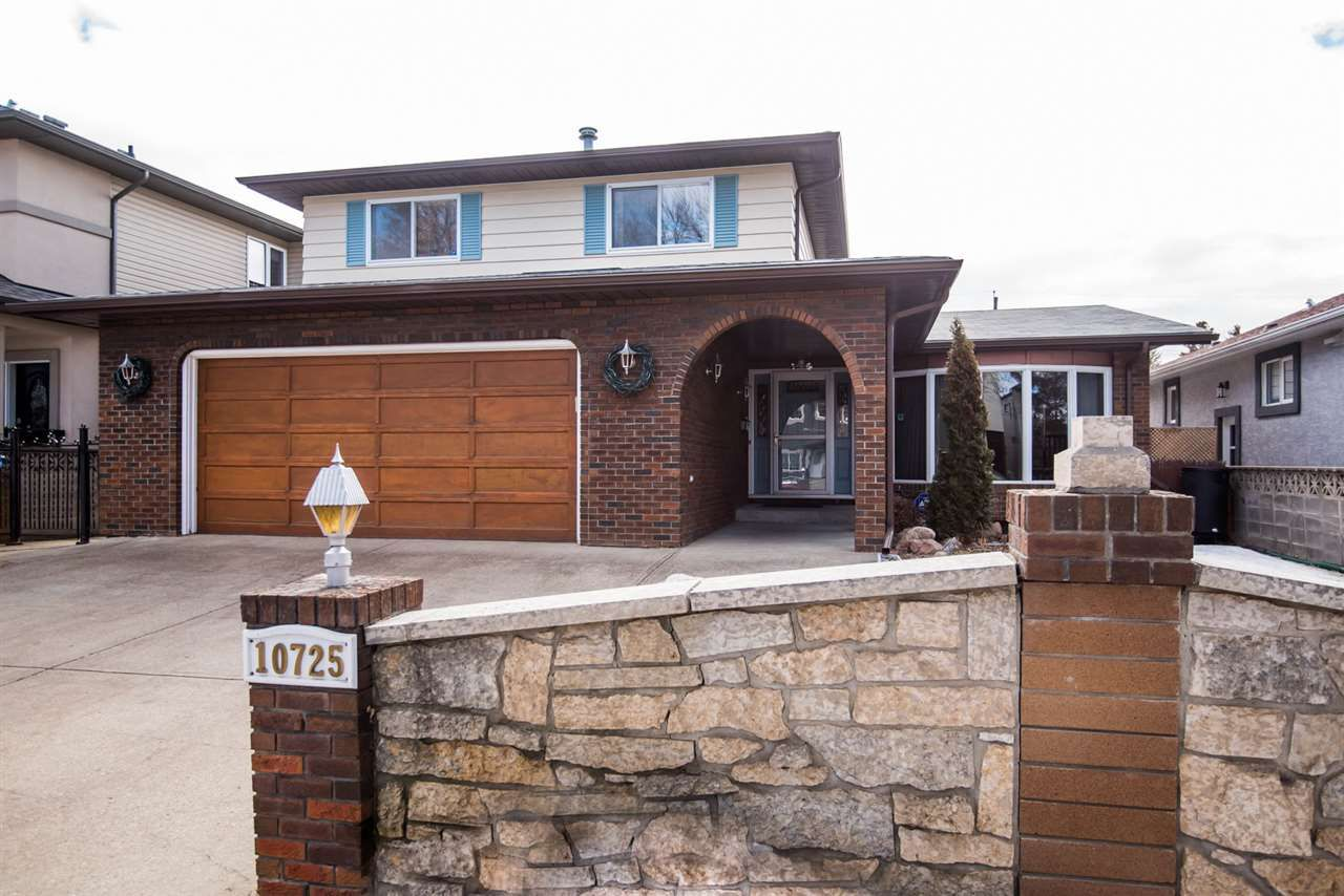 Main Photo: 10725 72 Avenue in Edmonton: Zone 15 House for sale : MLS®# E4143497