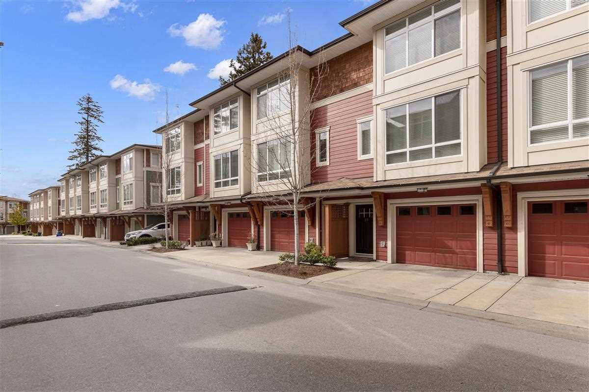 """Main Photo: 27 2929 156 Street in Surrey: Grandview Surrey Townhouse for sale in """"TOCCATA"""" (South Surrey White Rock)  : MLS®# R2360560"""