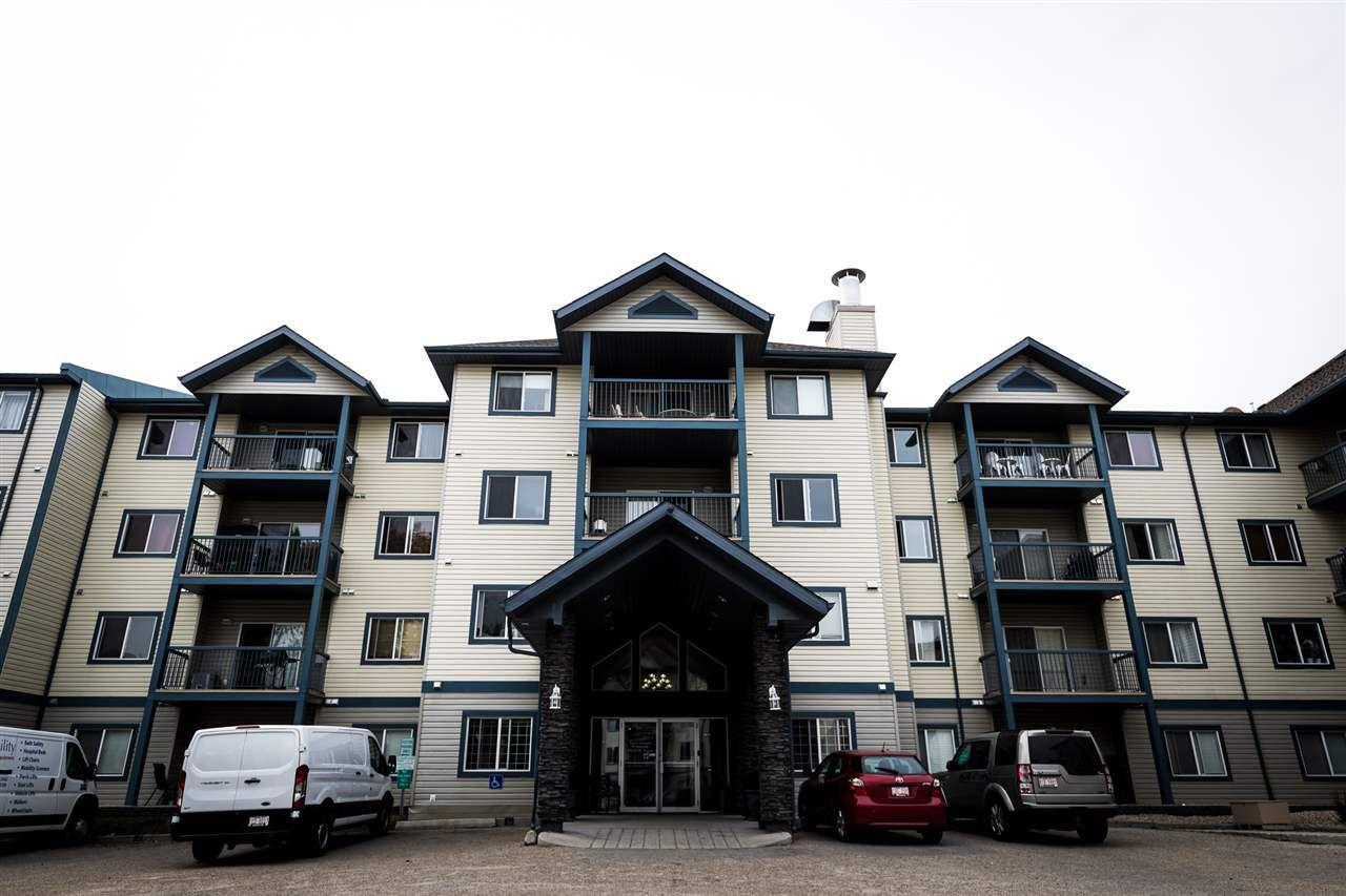 Main Photo: 227 16303 95 Street in Edmonton: Zone 28 Condo for sale : MLS®# E4158277