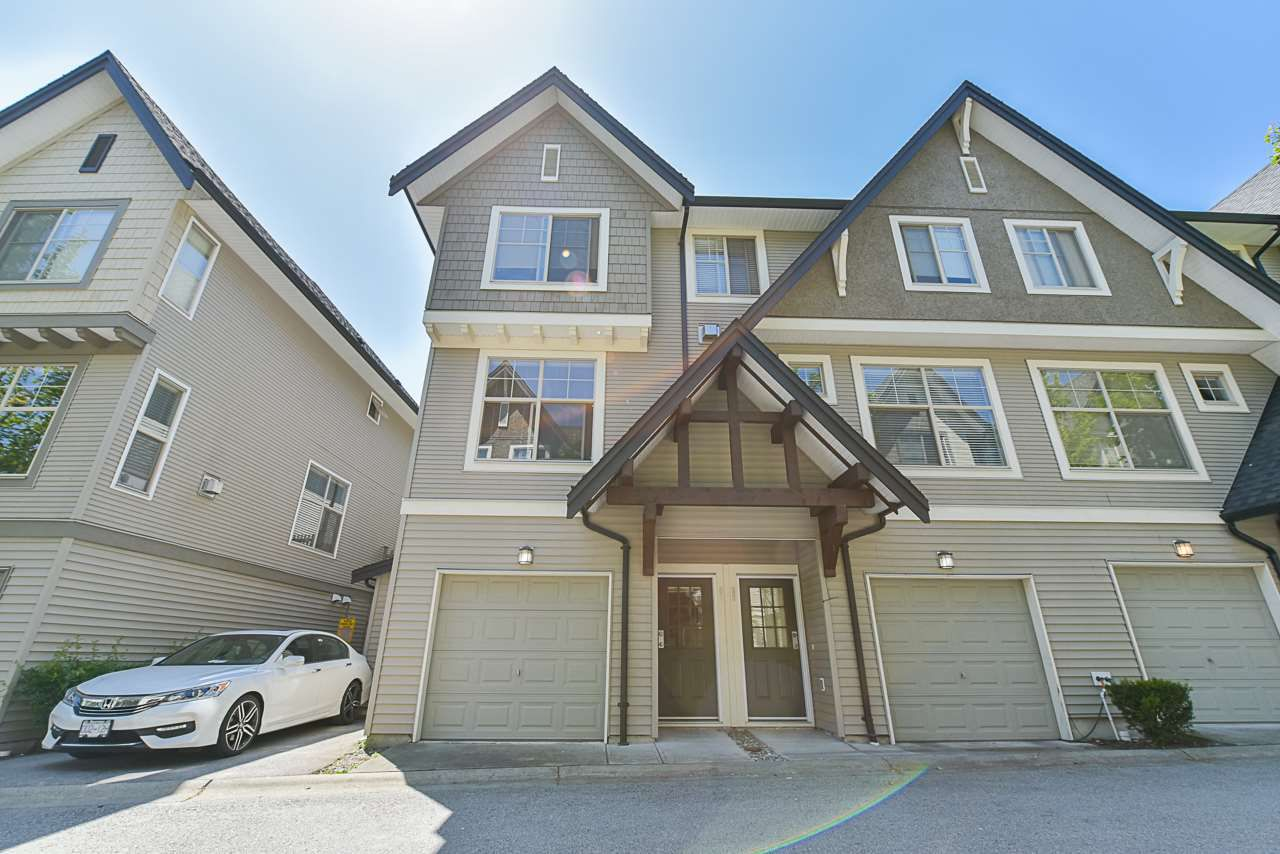 "Main Photo: 87 15152 62A Avenue in Surrey: Sullivan Station Townhouse for sale in ""UPLANDS"" : MLS®# R2375817"