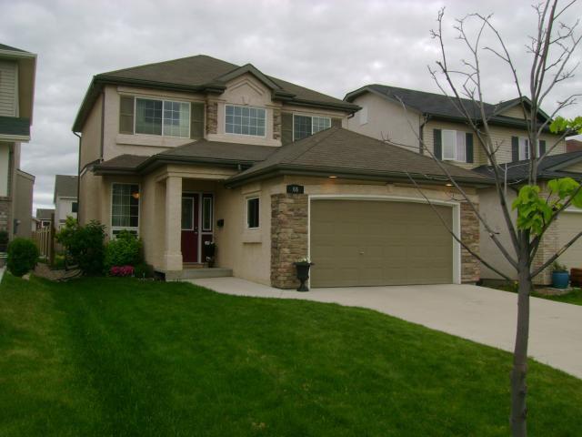 Main Photo: 66 Brabant Cove in WINNIPEG: St Vital Residential for sale (South East Winnipeg)  : MLS®# 1112541