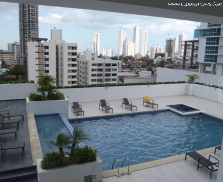 Quadrat pool area