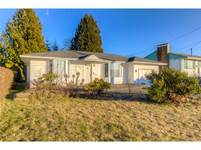 Main Photo: 1560 BREARLEY Street: White Rock House for sale (South Surrey White Rock)  : MLS®# F1402884