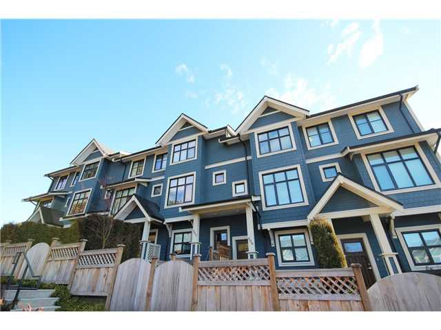 Main Photo: 506 8485 NEW HAVEN Street in Burnaby: Big Bend Townhouse for sale (Burnaby South)  : MLS®# V1047047