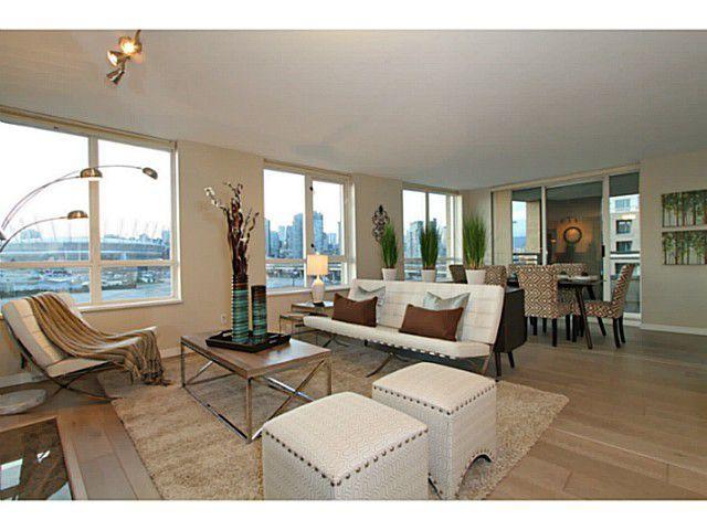 "Main Photo: 506 120 MILROSS Avenue in Vancouver: Mount Pleasant VE Condo for sale in ""Brighton"" (Vancouver East)  : MLS®# V1106879"