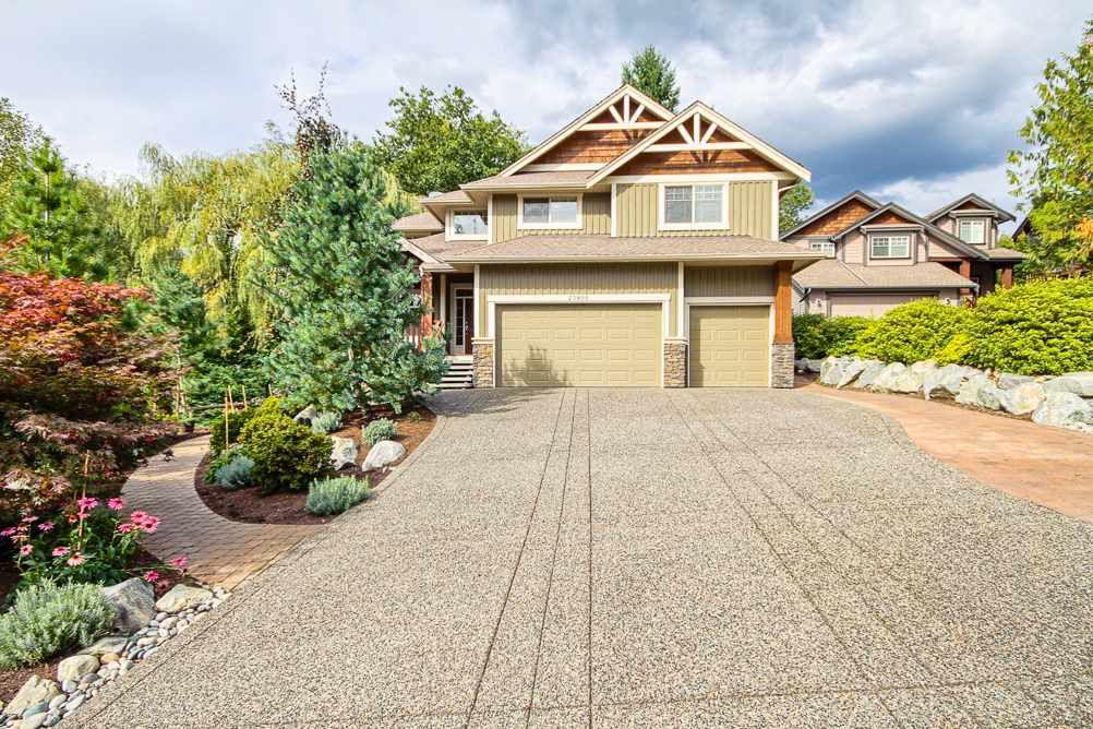 "Main Photo: 23805 132 Avenue in Maple Ridge: Silver Valley House for sale in ""ROCKRIDGE"" : MLS®# R2001647"