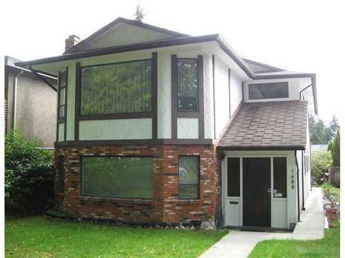Main Photo: 1688 65TH Ave in Vancouver West: S.W. Marine Home for sale ()  : MLS®# V850937