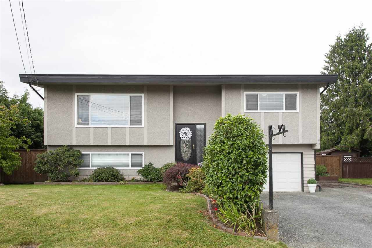 Main Photo: 45290 SPRUCE Drive in Chilliwack: Sardis West Vedder Rd House for sale (Sardis)  : MLS®# R2077975