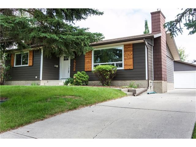 Main Photo: 5928 DALCASTLE Drive NW in Calgary: Dalhousie House for sale : MLS®# C4081801