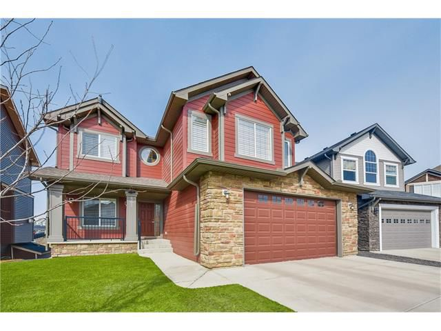 Main Photo: 861 CANOE Green SW: Airdrie House for sale : MLS®# C4094183