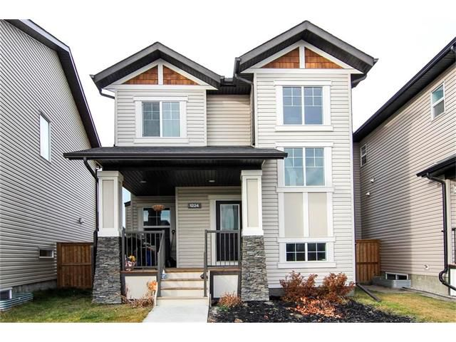 Main Photo: 1224 KINGS HEIGHTS Road SE: Airdrie House for sale : MLS®# C4095701