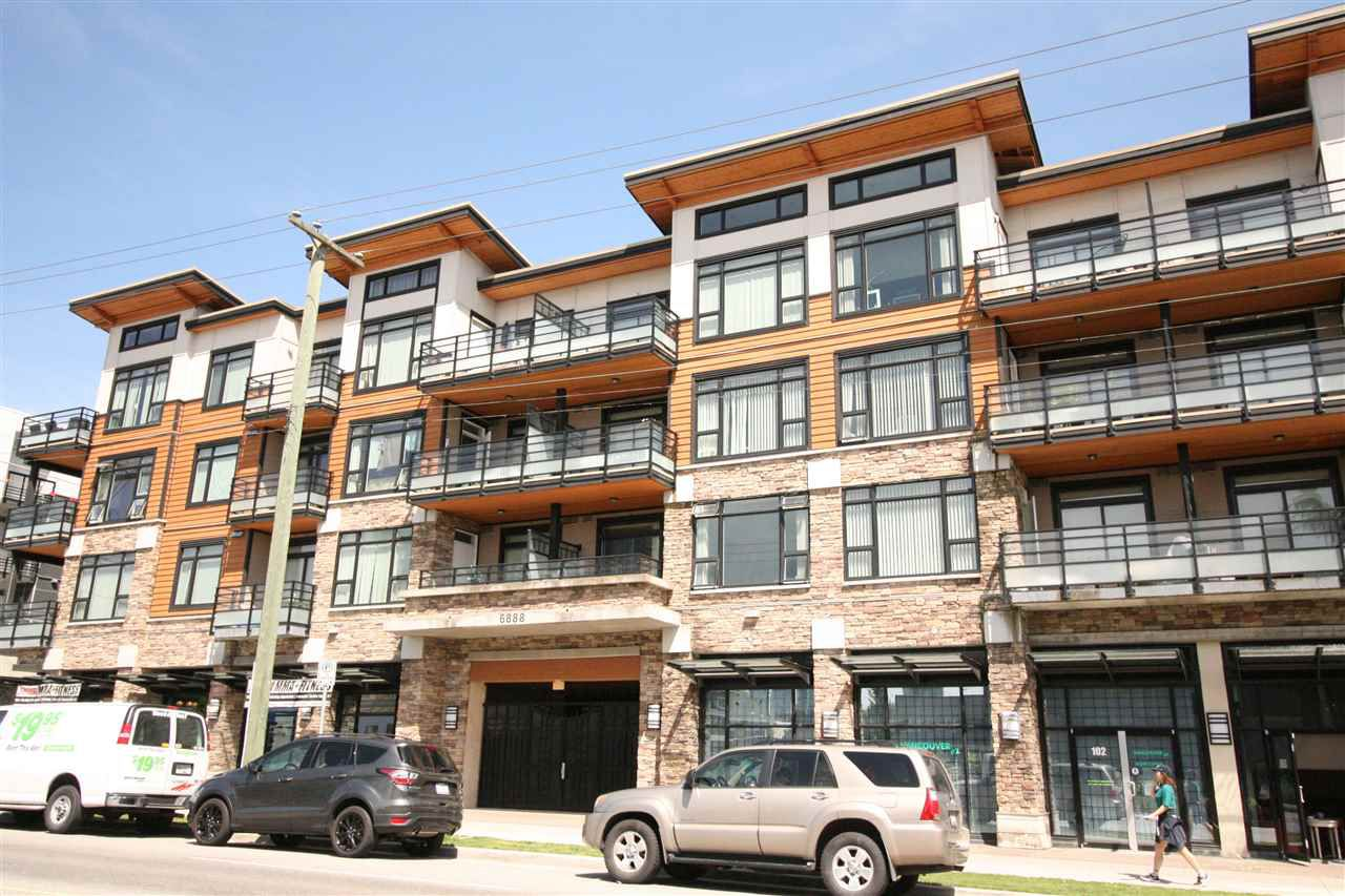 Main Photo: 406 6888 ROYAL OAK Avenue in Burnaby: Metrotown Condo for sale (Burnaby South)  : MLS®# R2173864
