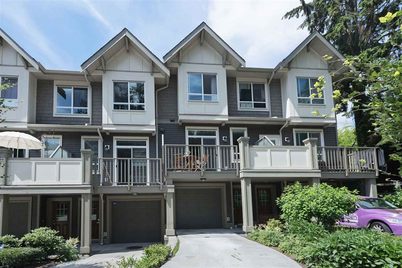 "Main Photo: 40 3395 GALLOWAY Avenue in Coquitlam: Burke Mountain Townhouse for sale in ""Wynwood"" : MLS®# R2182179"