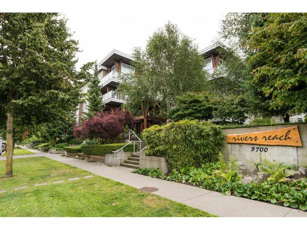 "Main Photo: 317 5700 ANDREWS Road in Richmond: Steveston South Condo for sale in ""Rivers Reach"" : MLS®# R2192106"