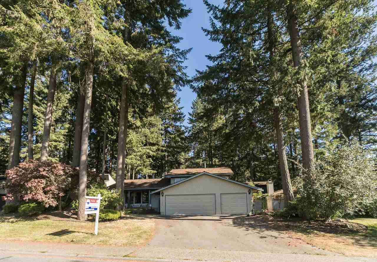 """Main Photo: 11164 LYON Road in Delta: Sunshine Hills Woods House for sale in """"Sunshine Hills"""" (N. Delta)  : MLS®# R2198568"""