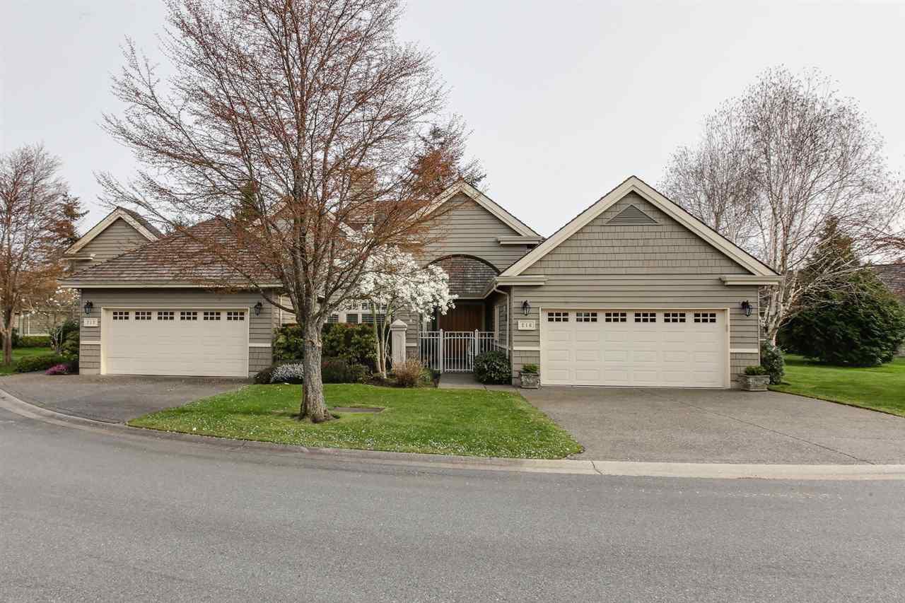 Main Photo: 216 6505 3 Avenue in Delta: Boundary Beach House 1/2 Duplex for sale (Tsawwassen)  : MLS®# R2254268