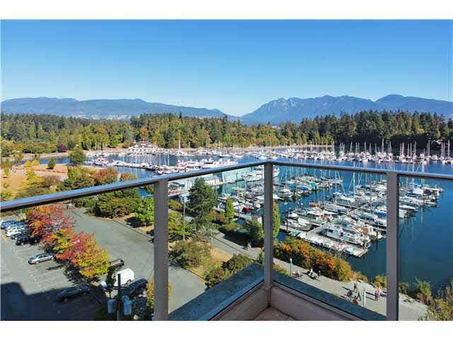 Main Photo: 901 1777 BAYSHORE DRIVE in Vancouver: Coal Harbour Condo for sale (Vancouver West)  : MLS®# V1020012