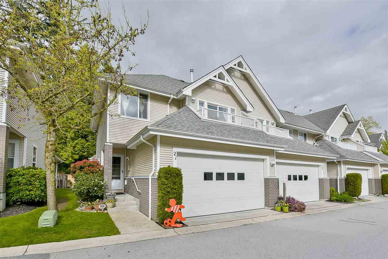Main Photo: 21 13918 58 AVENUE in : Panorama Ridge Townhouse for sale : MLS®# R2162565