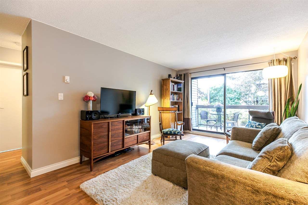 """Main Photo: 218 1422 E 3RD Avenue in Vancouver: Grandview VE Condo for sale in """"LA CONTESSA"""" (Vancouver East)  : MLS®# R2309686"""