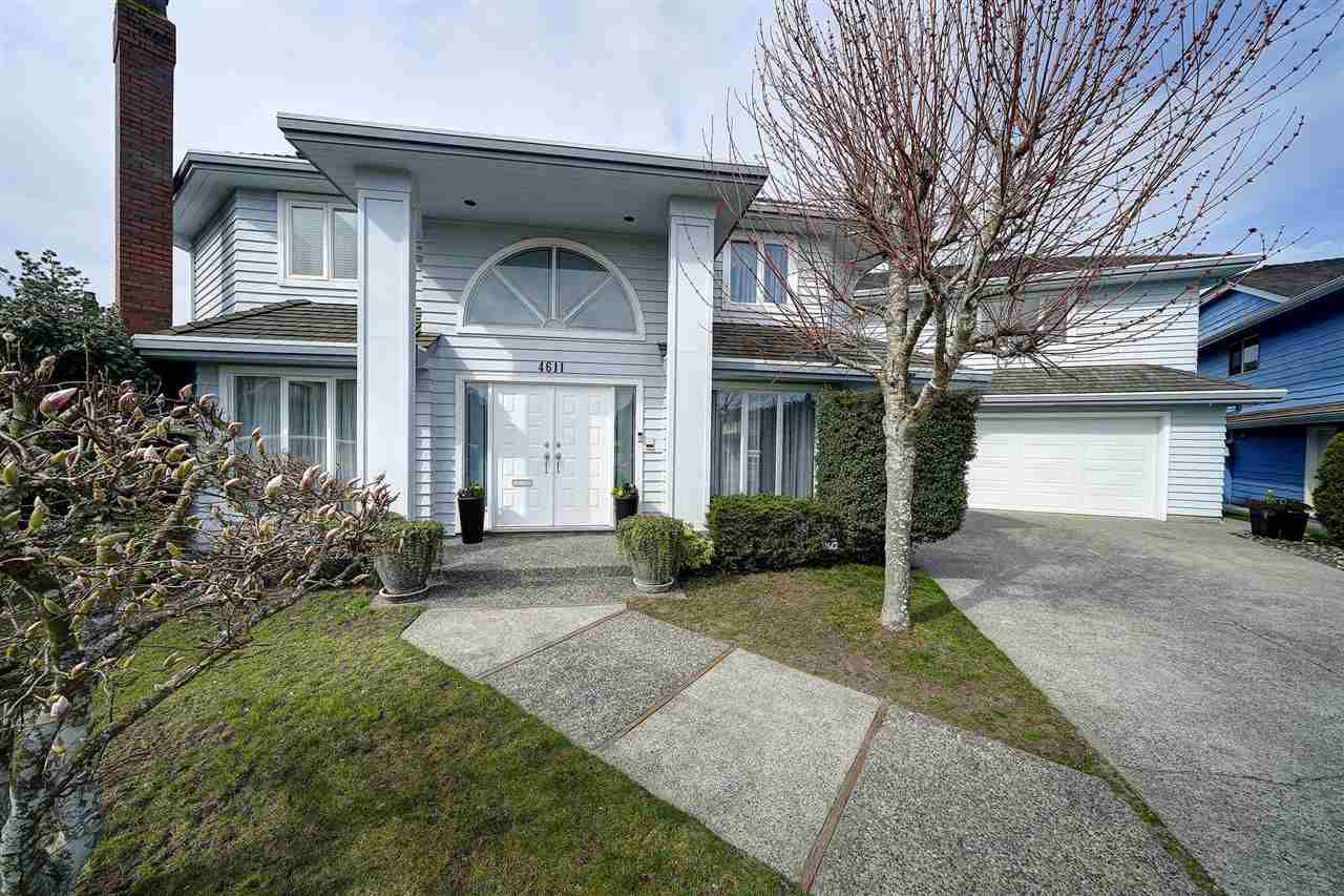 "Main Photo: 4611 ST. BRIDES Place in Richmond: Steveston North House for sale in ""STEVESTON NORTH"" : MLS®# R2351901"