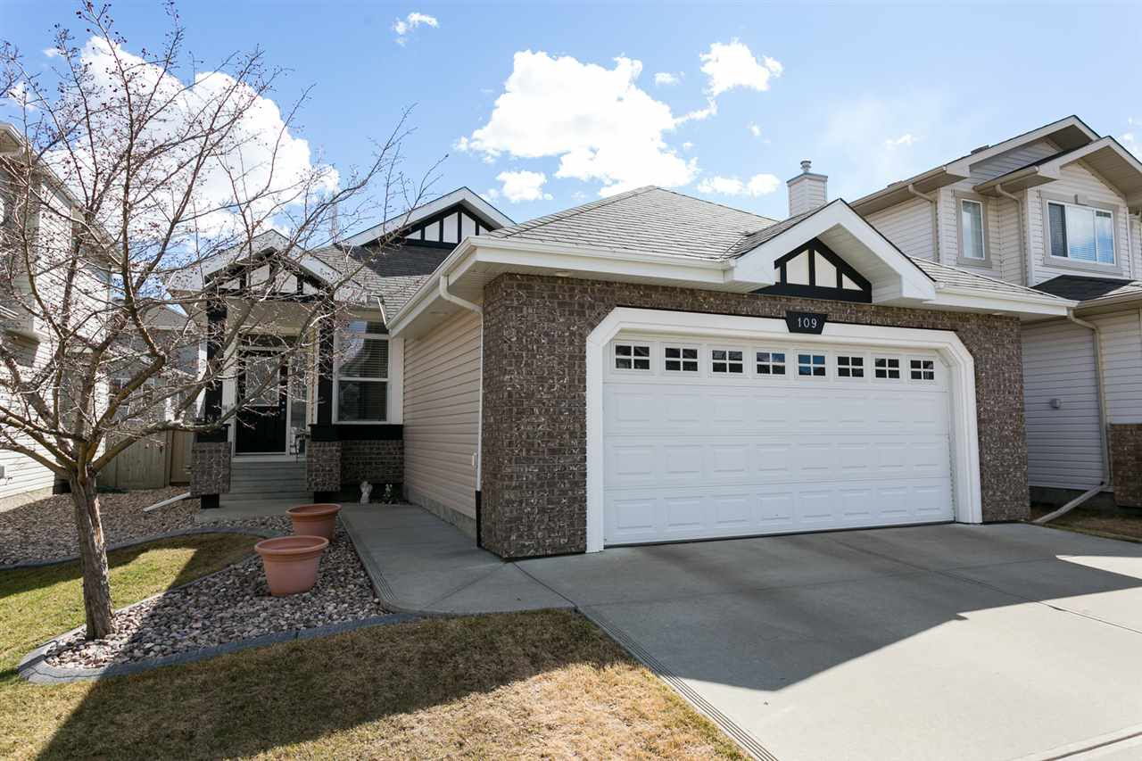 Main Photo: 109 Eastgate Way: St. Albert House for sale : MLS®# E4149093