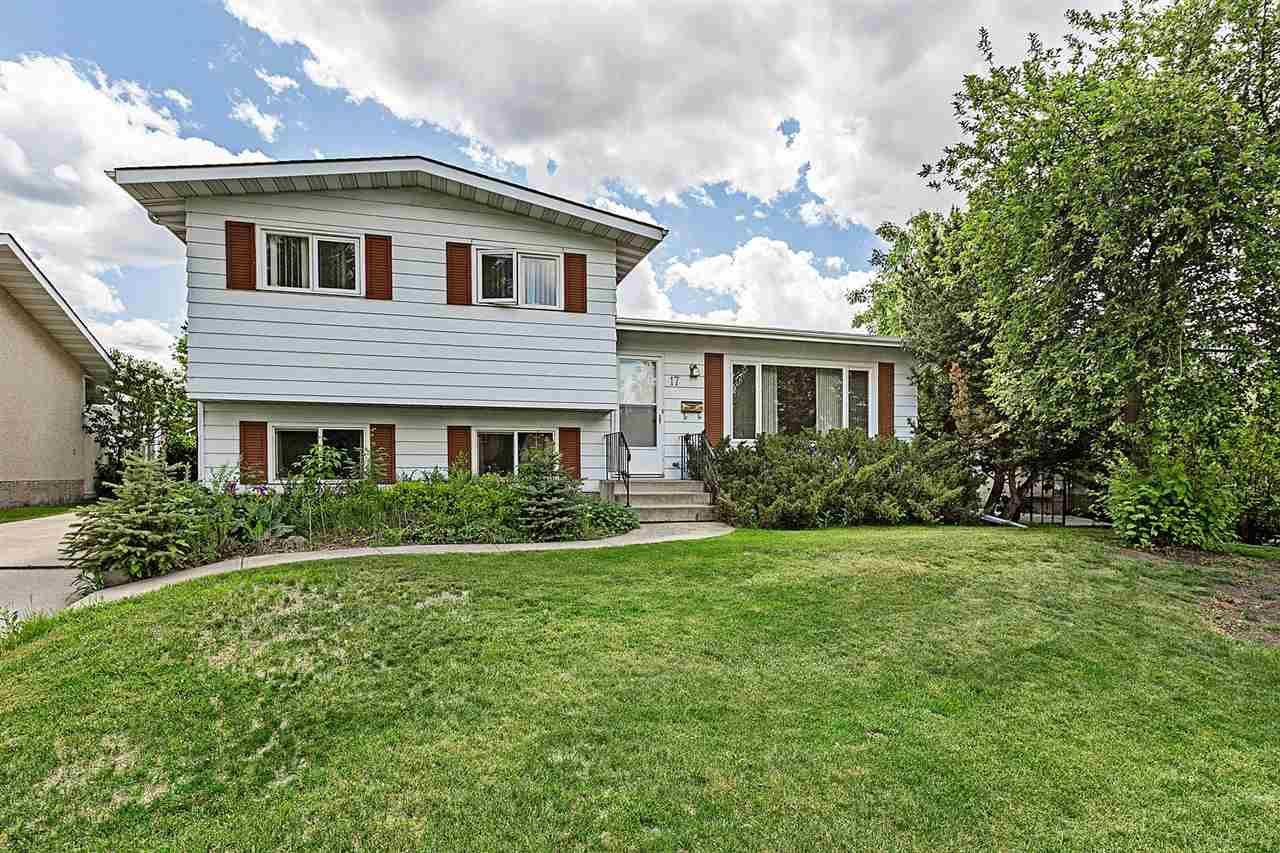 Main Photo: : Sherwood Park House for sale : MLS®# E4159585