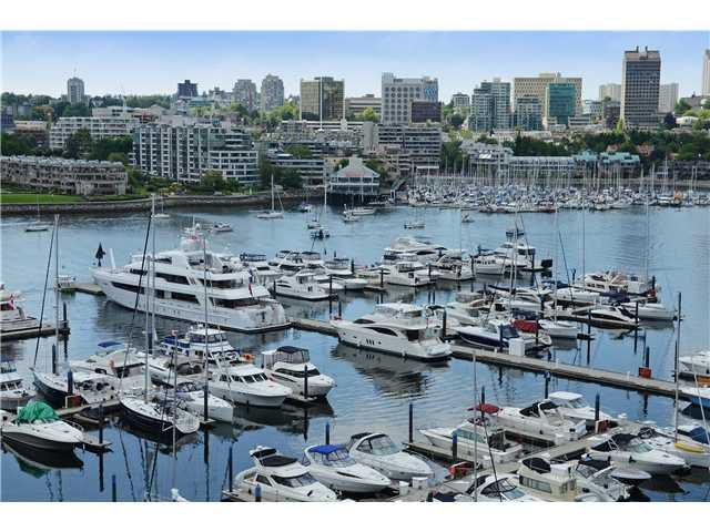 Main Photo: # 901 1099 MARINASIDE CR in Vancouver: Yaletown Condo for sale (Vancouver West)  : MLS®# V1013726