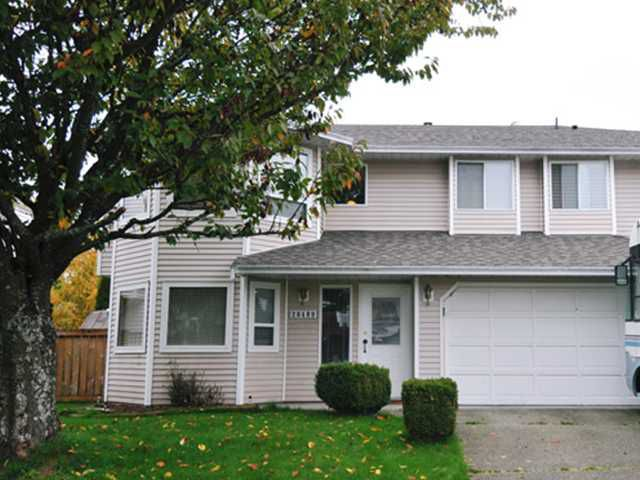 Main Photo: 20409 WALNUT CR in Maple Ridge: Southwest Maple Ridge House for sale : MLS®# V1033651