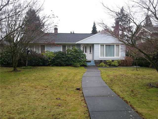 Main Photo: 2120 W 54TH AV in Vancouver: S.W. Marine House for sale (Vancouver West)  : MLS®# V1038903