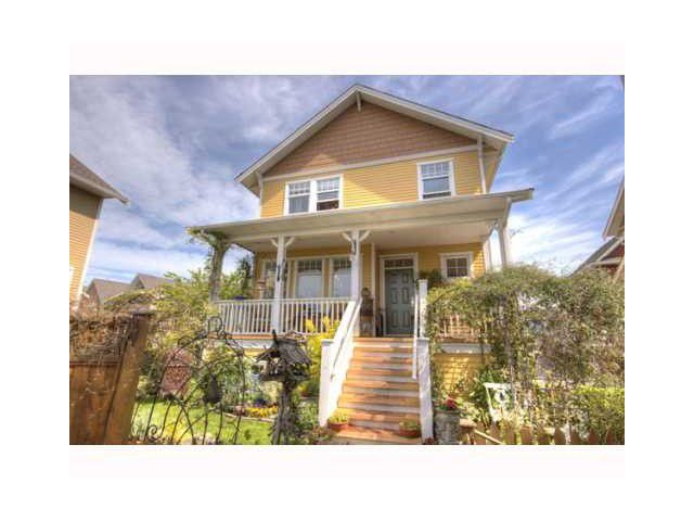 Main Photo: 3 6400 PRINCESS Lane in Richmond: Steveston South Townhouse for sale : MLS®# V1044424