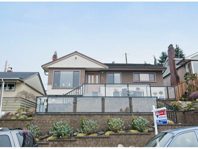 """Main Photo: 922 LADNER Street in New Westminster: The Heights NW House for sale in """"THE HEIGHTS"""" : MLS®# V1050941"""