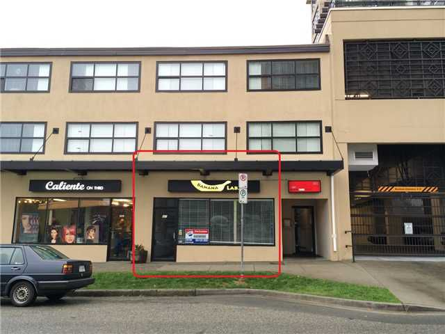 Main Photo: 607 THIRD Avenue in New Westminster: Uptown NW Commercial for lease : MLS®# V4042581