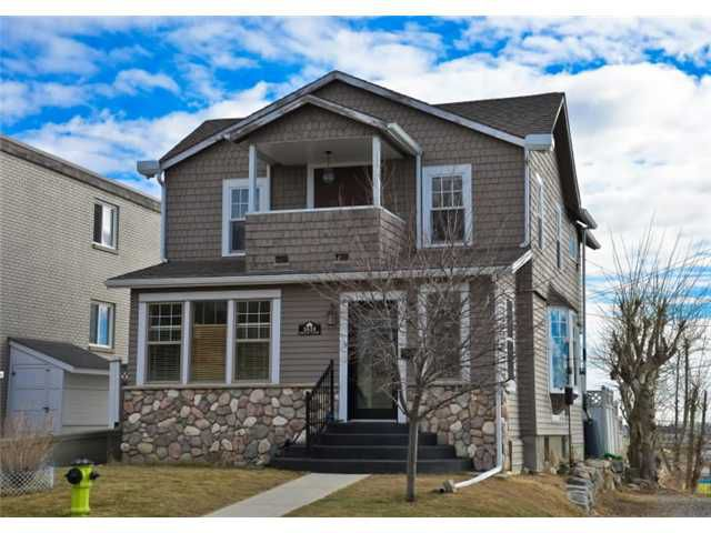 Main Photo: 3628 ERLTON Court SW in Calgary: Erlton House for sale : MLS®# C3654251