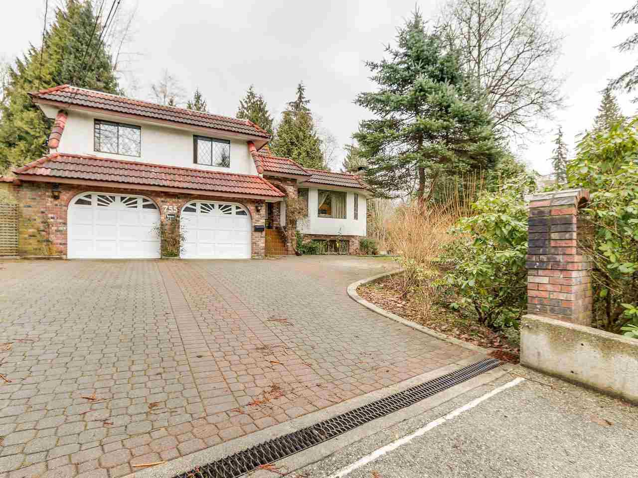 "Main Photo: 755 WESTCOT Road in West Vancouver: British Properties House for sale in ""British Properties"" : MLS®# R2142347"