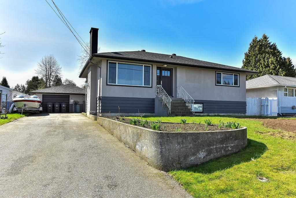 Main Photo: 14682 111 Avenue in Surrey: Bolivar Heights House for sale (North Surrey)  : MLS®# R2154858