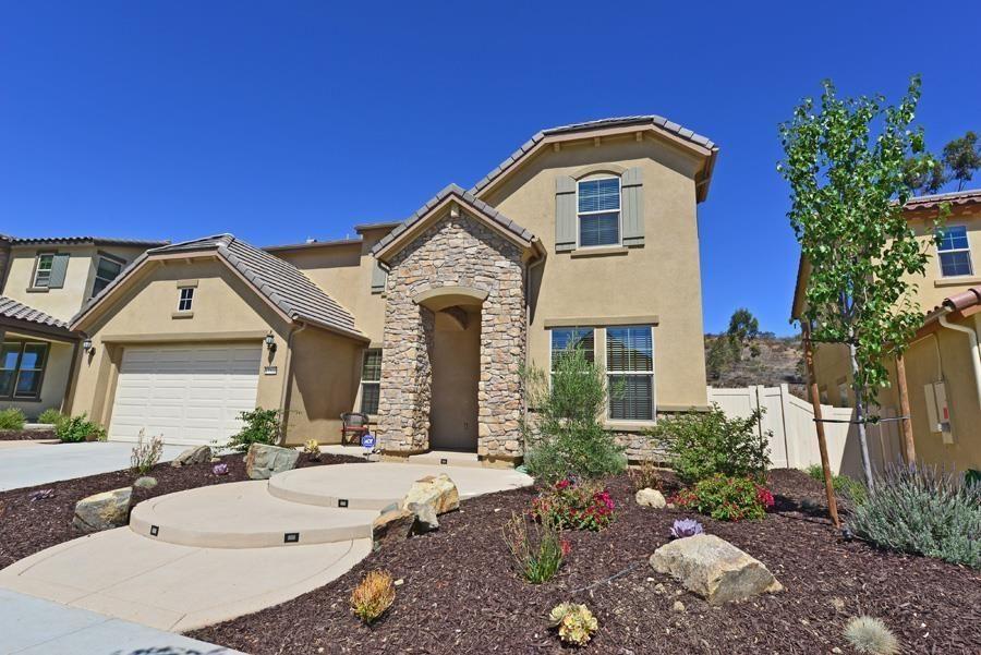 Main Photo: RANCHO BERNARDO House for rent : 5 bedrooms : 17560 Ralphs Ranch Rd in San Diego